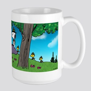Nature Walk Large Mug